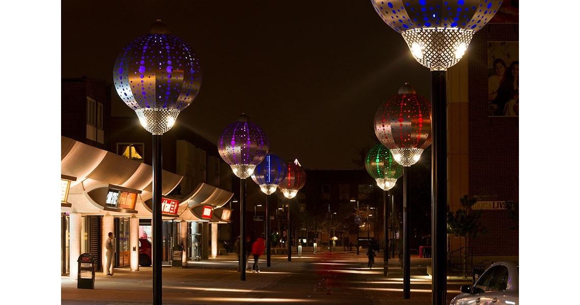 Bokaltorget - Rosengård, Malmö